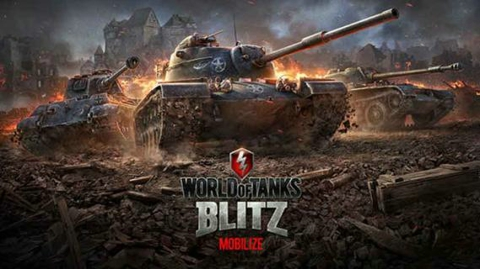 坦克世界闪电战截图(2)