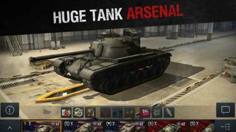 坦克世界闪电战截图(3)