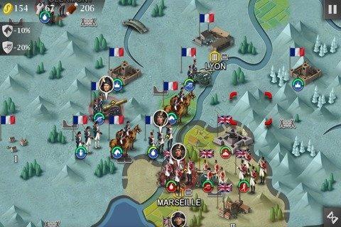 欧陆战争4:拿破仑九游版截图(4)