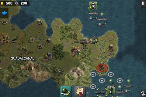 太平洋战争九游版截图(5)