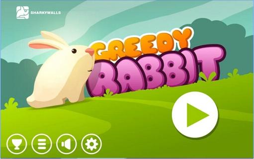 贪婪的兔子截图(1)