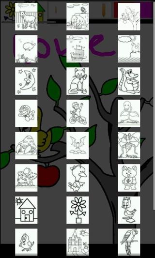 孩子涂料著色截圖(2)