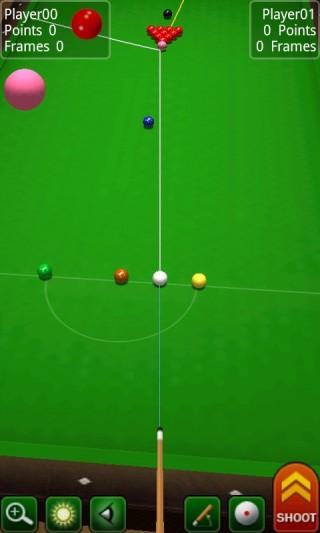 3D桌球截图(4)