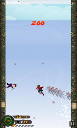 忍者跳跃截图(1)