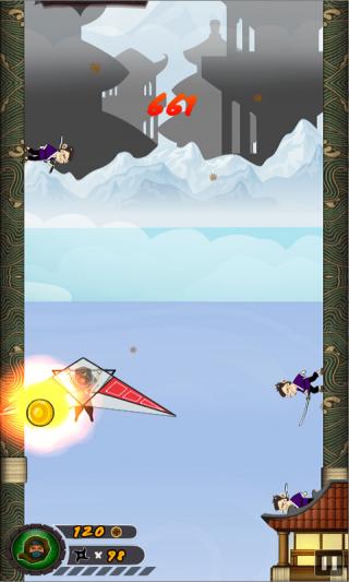 忍者跳跃截图(2)
