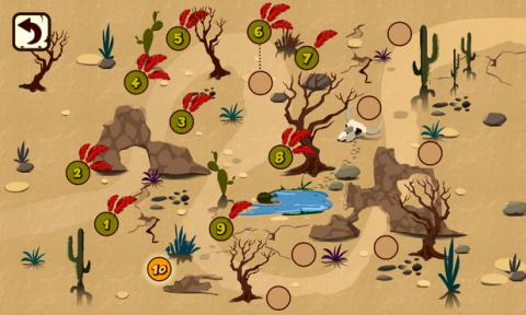 沙漠猎手截图(1)