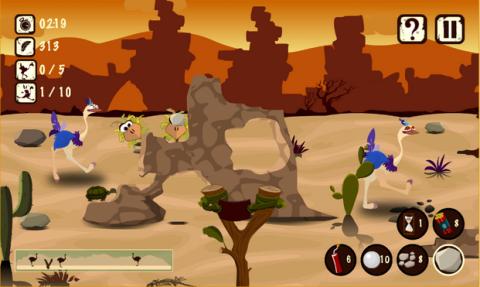 沙漠猎手截图(4)