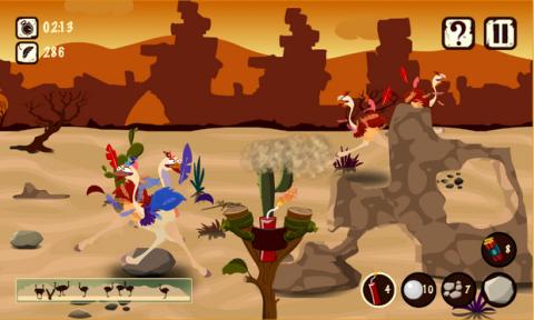 沙漠猎手截图(5)