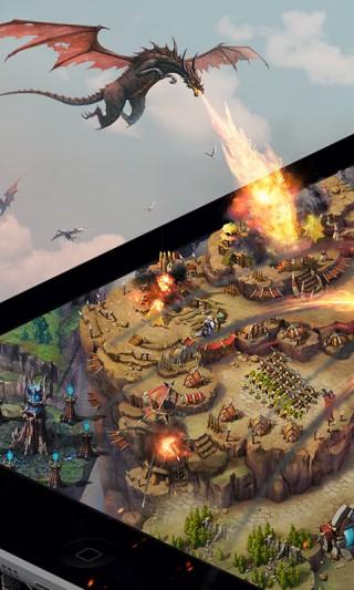 巨龙之战截图(2)