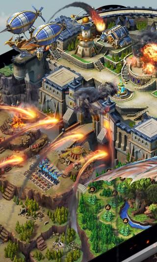 巨龙之战截图(3)