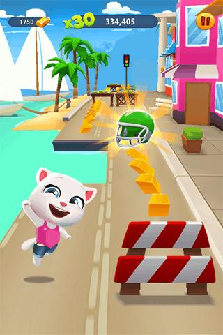 汤姆猫跑酷ios版截图(3)