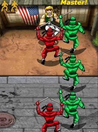 忍者空手道防御截图(2)