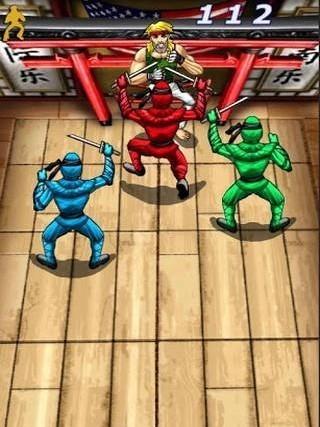 忍者空手道防御截图(5)