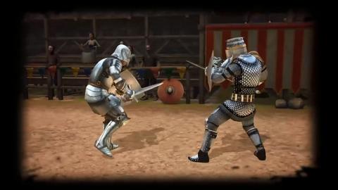 骑士对决中世纪竞技场截图(2)
