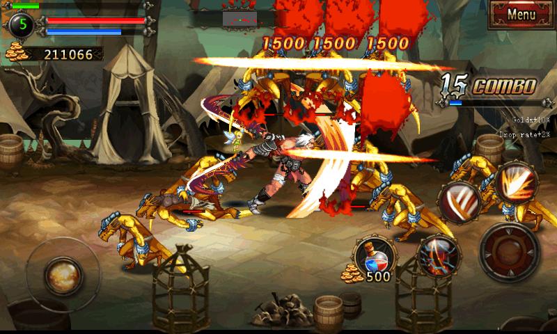 神庙格斗:勇士回归2014截图(1)