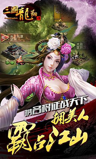 三国龙翔传安卓版截图(2)