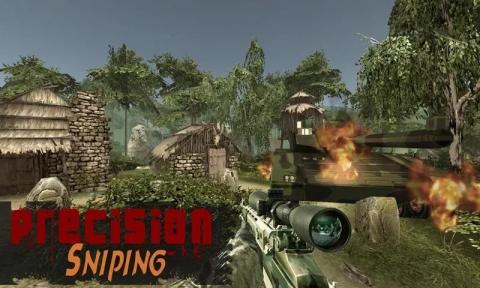 陆军突击队狙击手 3D截图(7)