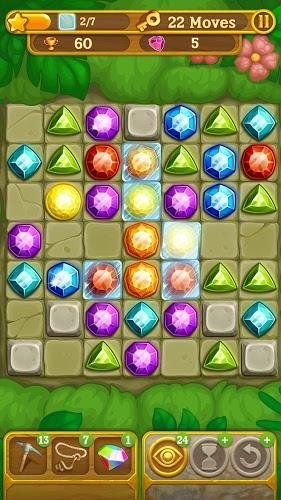 钻石旷工解谜之旅截图(2)