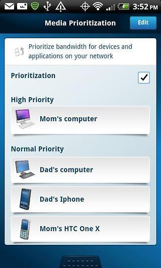 Linksys Smart Wi-Fi截图(5)