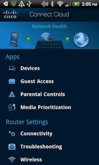Linksys Smart Wi-Fi截图(6)