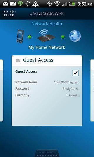 Linksys Smart Wi-Fi截图(7)