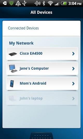 Linksys Smart Wi-Fi截图(8)