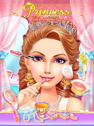 小公主苏菲亚之舞会沙龙截图(1)
