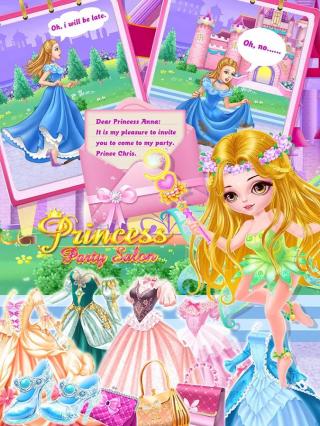 小公主苏菲亚之舞会沙龙截图(3)