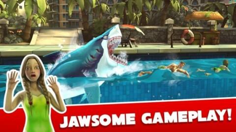 饥饿鲨世界3d破解版1.8.2截图(4)