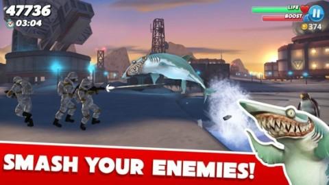 饥饿鲨世界3d破解版1.8.2截图(3)