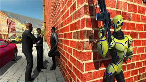 未来警察截图(4)