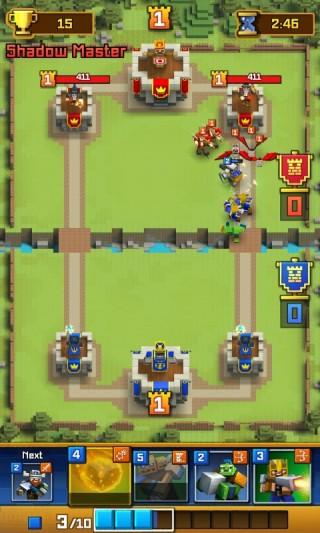 我的世界版皇室战争截图(1)