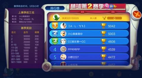 萌球大战安卓版截图(2)