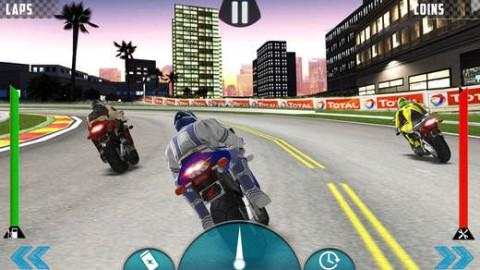 疯狂的自行车特技比赛截图(1)