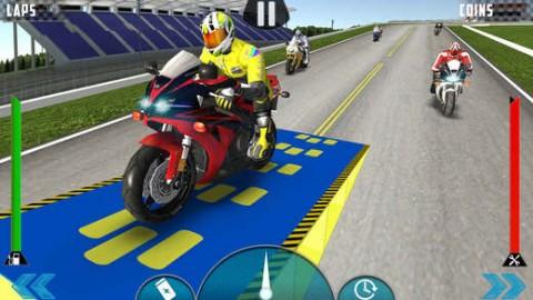 疯狂的自行车特技比赛截图(2)