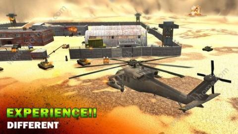 隐形直升机战斗机模拟器中文无限金币破解版截图(2)