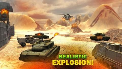 隐形直升机战斗机模拟器中文无限金币破解版截图(4)