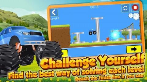 卡车试驾挑战中文版截图(1)