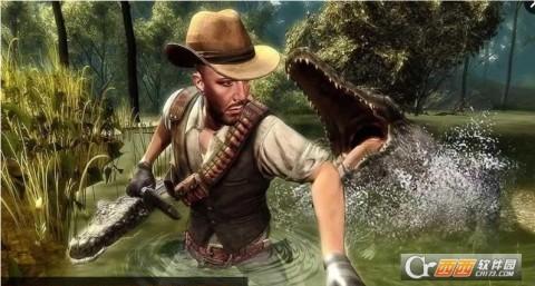 丛林生存英雄逃脱中文版截图(2)