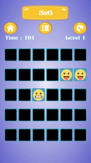 Brain Training with Emoji截图(1)