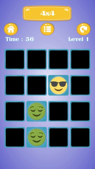 Brain Training with Emoji截图(3)