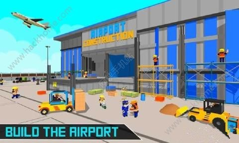 城市机场建设City Airport Construction中文汉化修改版截图(2)