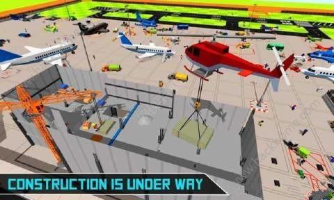 城市机场建设City Airport Construction中文汉化修改版截图(4)