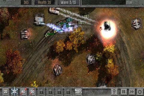 战地防御:2截图(3)