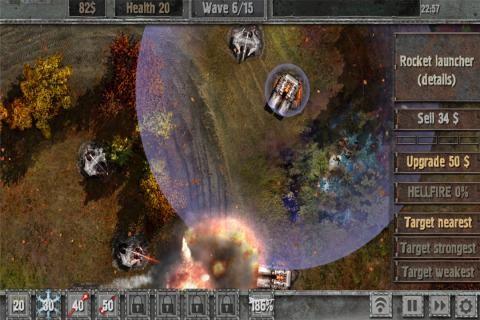 战地防御:2截图(2)