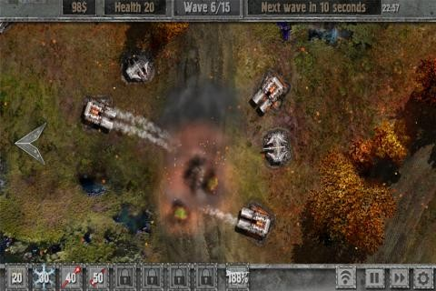 战地防御:2截图(1)