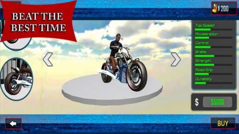 Traffic Heavy Bike Race截图(4)