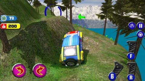 Mountain Offroad Jeep截图(2)