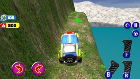Mountain Offroad Jeep截图(3)