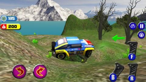 Mountain Offroad Jeep截图(4)